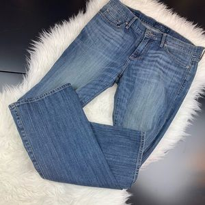 Lucky brand jeans 10/30 sweet boot A6